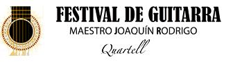 Festival de guitarra Maestro Joaquín Rodrigo Logo